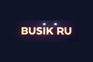 LOGO busik - Создание и продвижение сайтов
